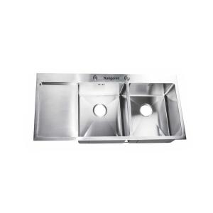 Kangaroo Steel Washbasin KG10550L