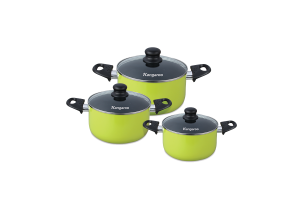Colored cookware set KG931