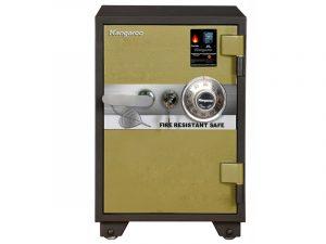 Square safe – Unchangeable dial lock 85Kg KG90V