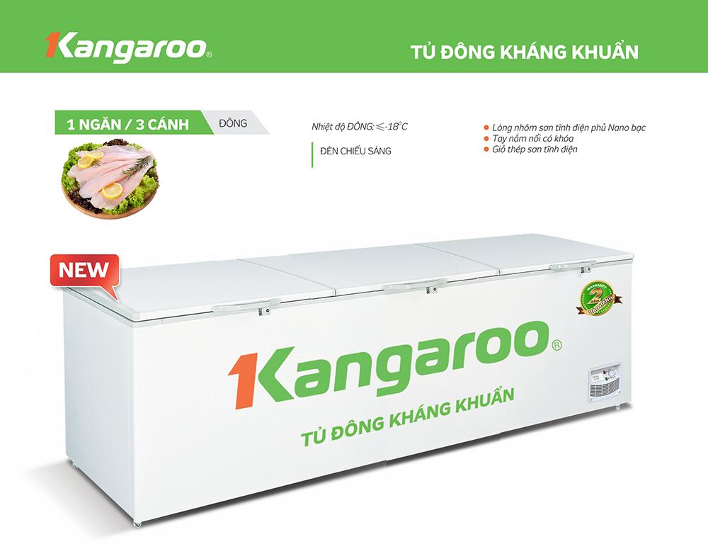 Tủ đông kháng khuẩn KG 1400A1