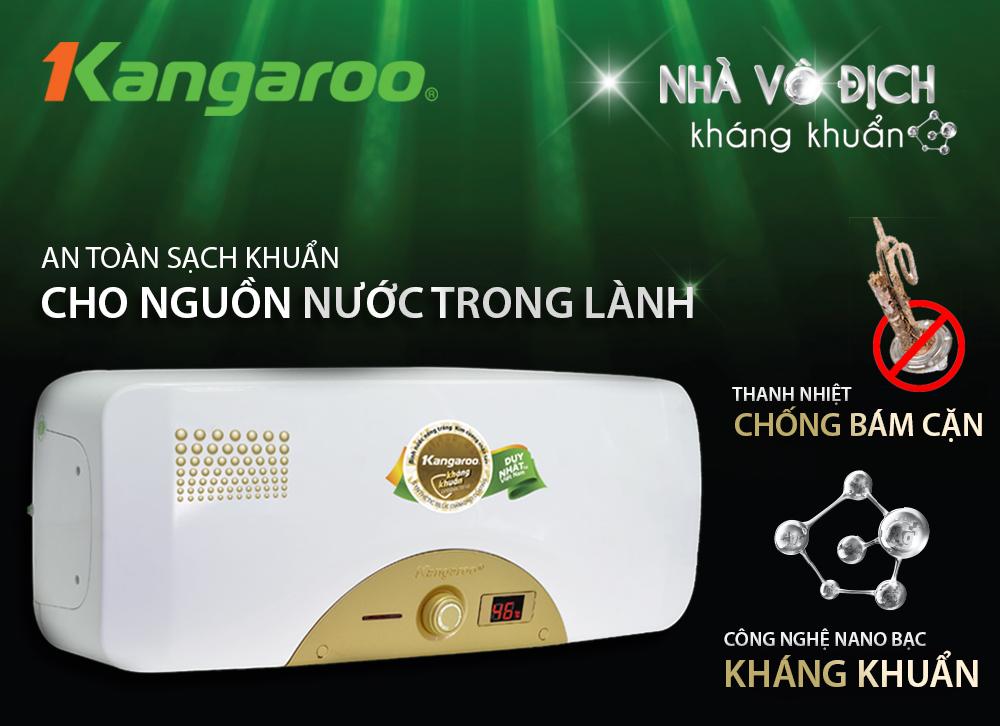 Binh nuoc nong khang khuan Kangaroo