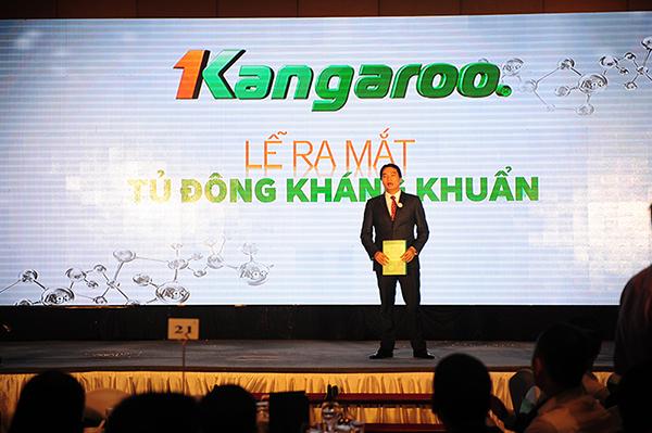 Tủ đông kháng khuẩn của Kangaroo có gì mới?