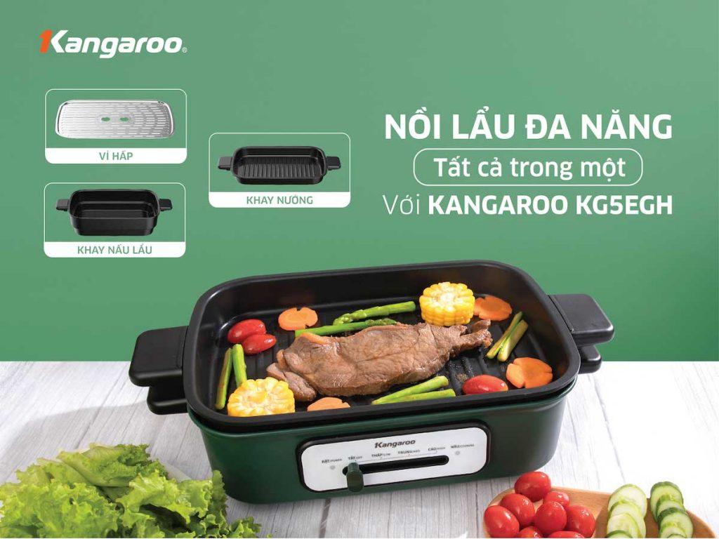 Đấu giá sản phẩm, Kangaroo góp quỹ gạo đẩy lùi dịch Covid-19