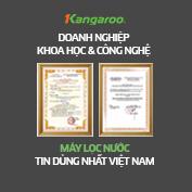 Máy lọc nước được tin dùng nhất Việt Nam