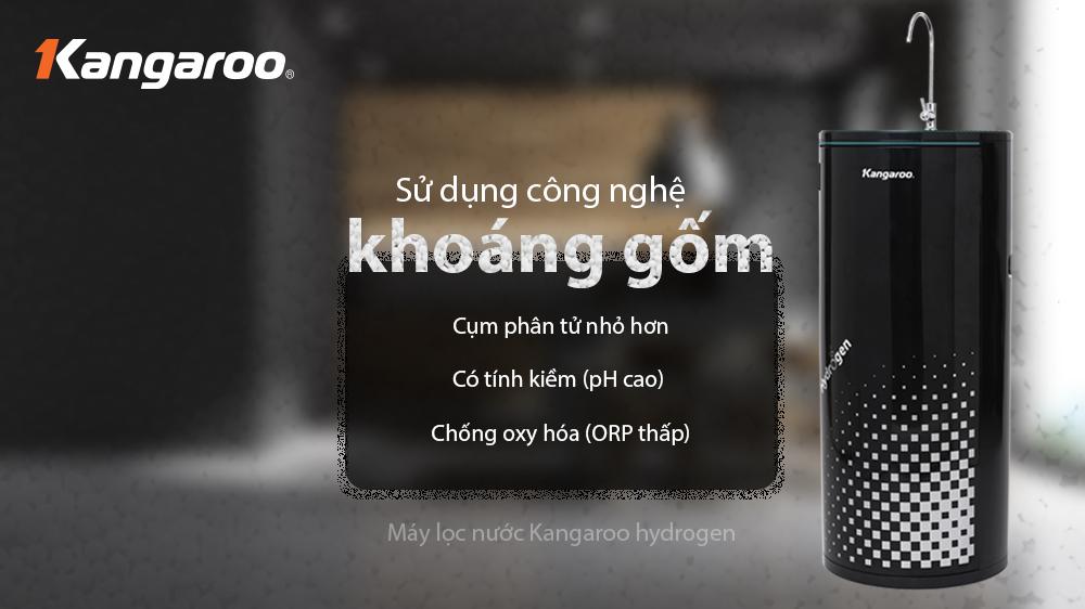 May loc nuoc hydrogen