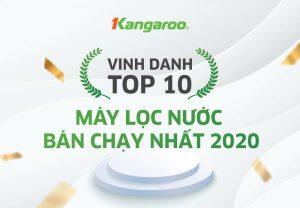 Top 10 máy lọc nước Kangaroo bán chạy nhất năm 2020