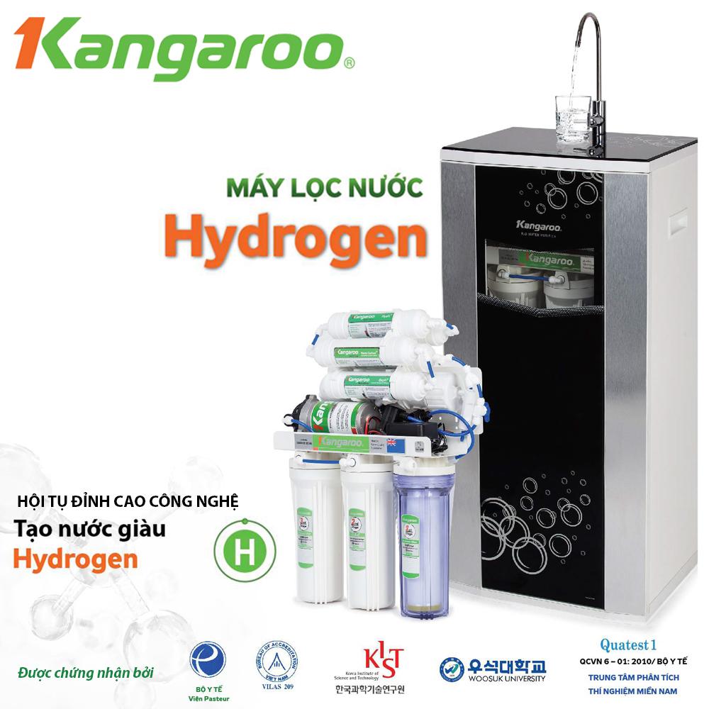 Máy lọc nước Hydrogen là gì và có lợi ích ra sao?
