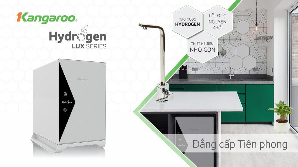 Máy lọc nước Kangaroo Hydrogen LUX Series KG100HU