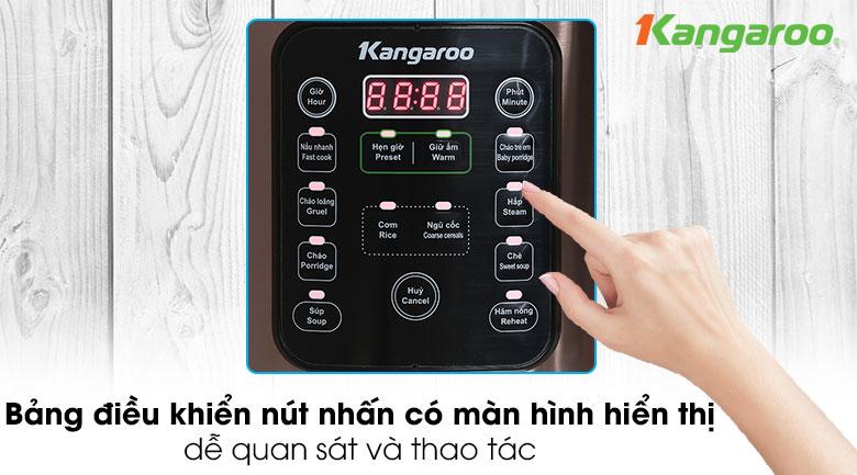 Nồi cơm điện tử Kangaroo KG18DR6