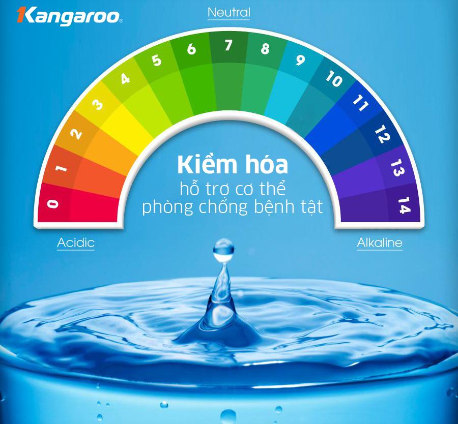Nước ion kiềm là gì và có tác dụng tốt như thế nào?