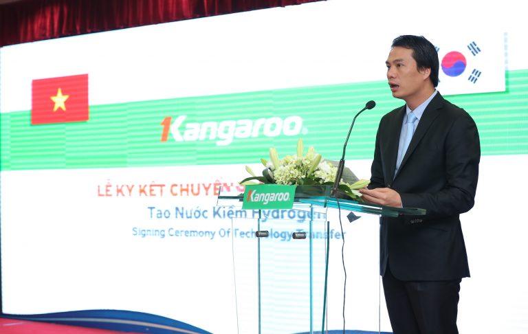 Ong Nguyen Thanh Phuong chu tich Tap doan Kangaroo