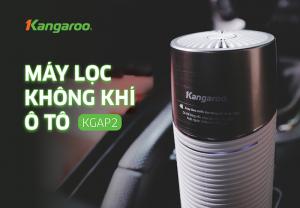 """Máy lọc không khí ô tô KGAP2 - """"Vệ sĩ sức khỏe"""" của gia đình bạn"""