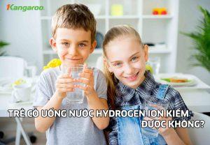 Trẻ-em-có-uống-nước-Hydrogen-được-không