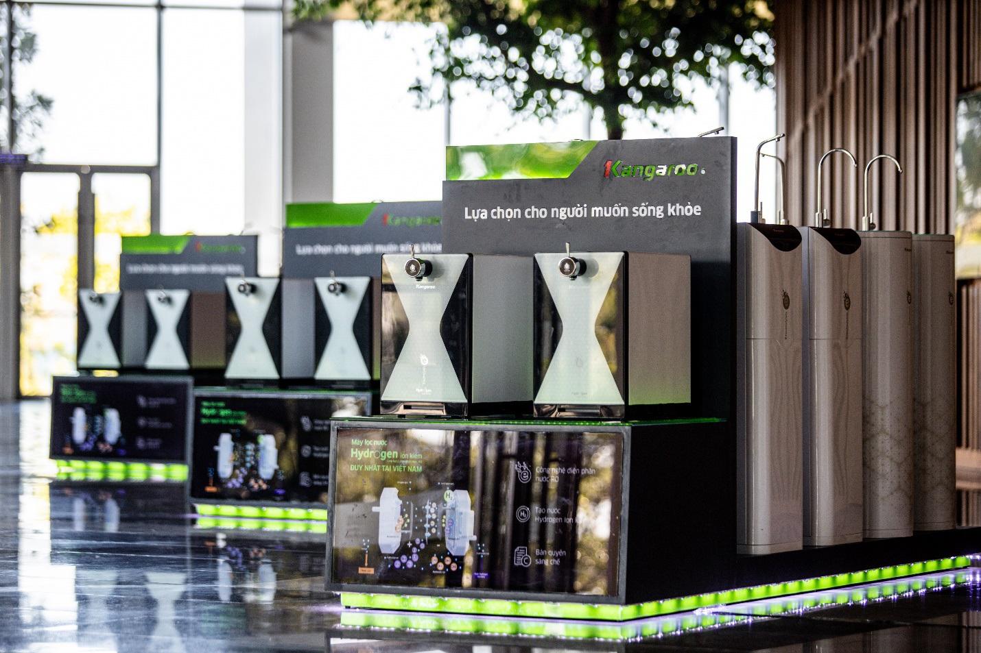 Yếu tố giúp Kangaroo thương hiệu máy lọc nước xuất sắc