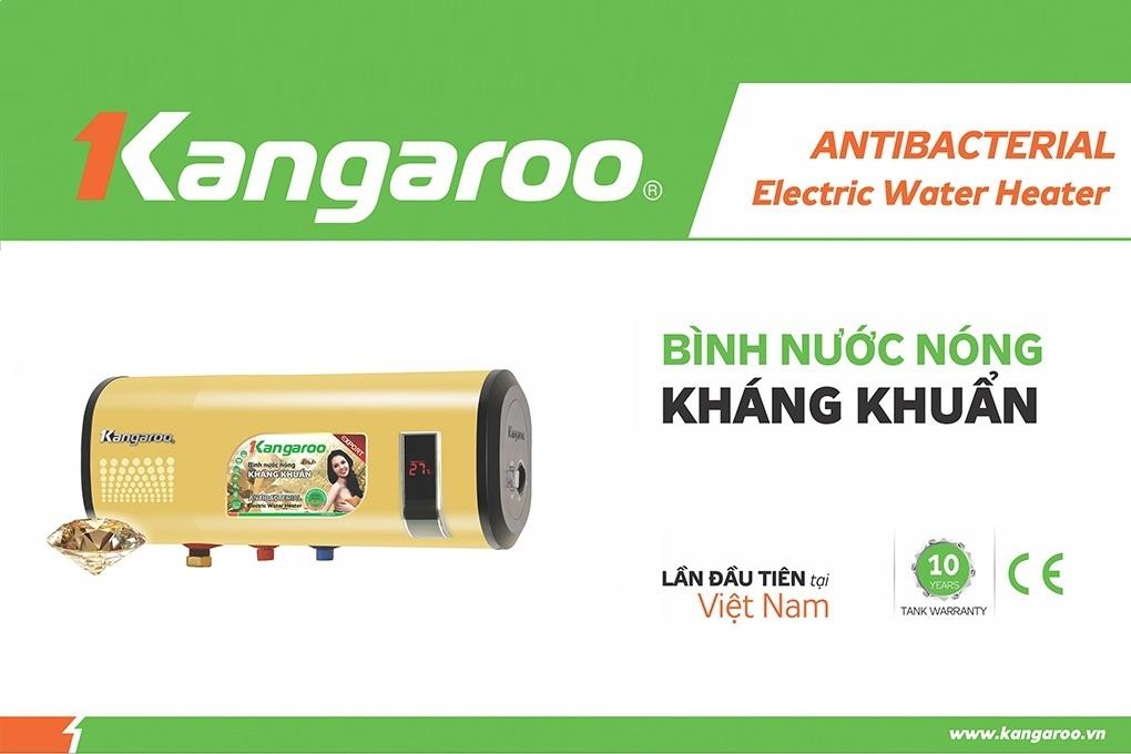 Bình nước nóng Kangaroo KG665Y