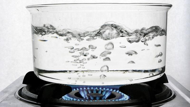 Đun sôi nước Hydrogen