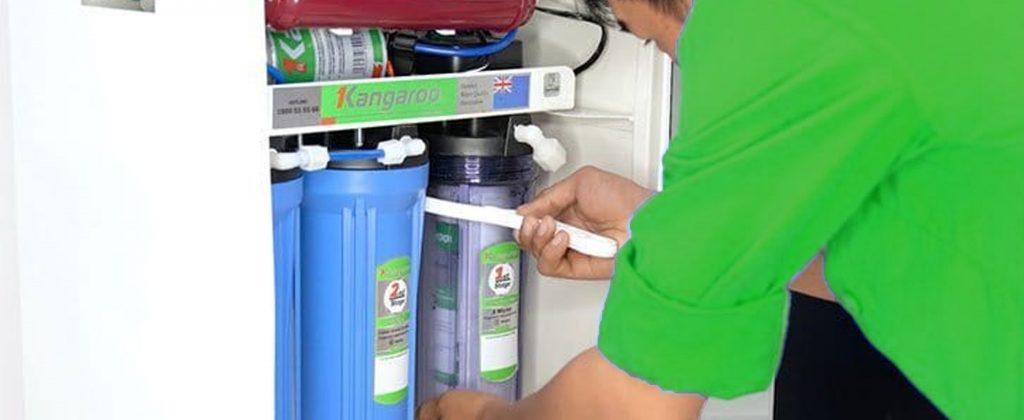 Số lõi lọc giúp cho máy lọc nước có nguồn nước đầu ra tốt