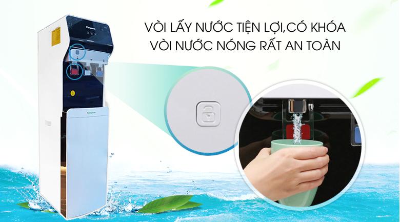 máy lọc nước có chức năng làm nóng lạnh