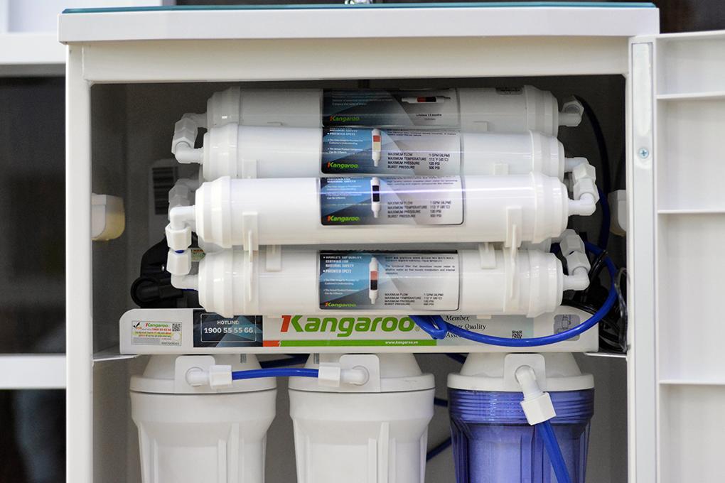 Các lõi lọc máy lọc nước Kangaroo Hydrogen Plus KG100HP