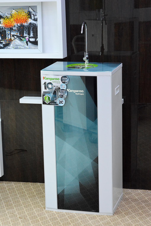 Hình ảnh thực tế sản phẩm máy lọc nước Hydrogen Plus KG100HP