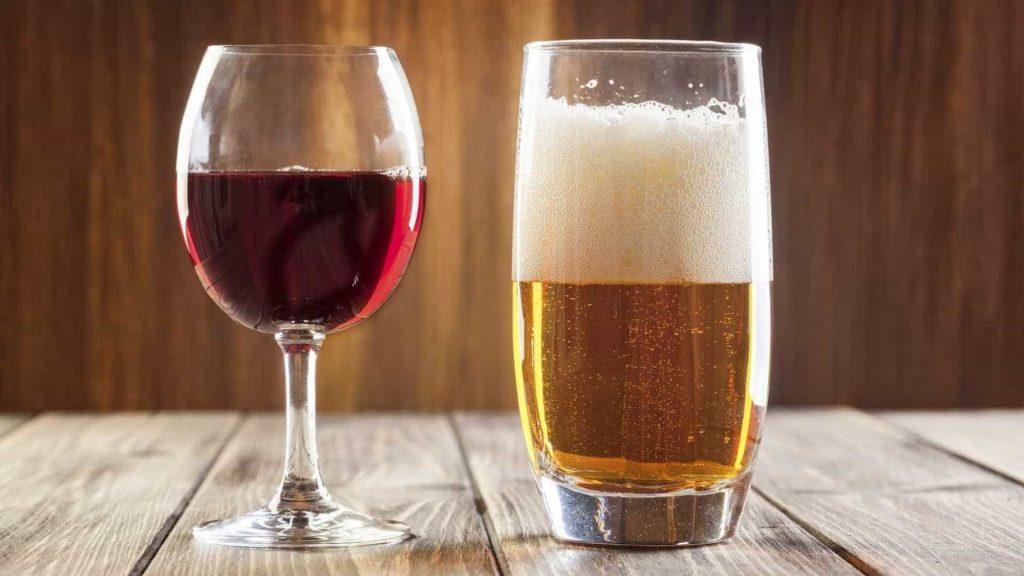 rượu bia