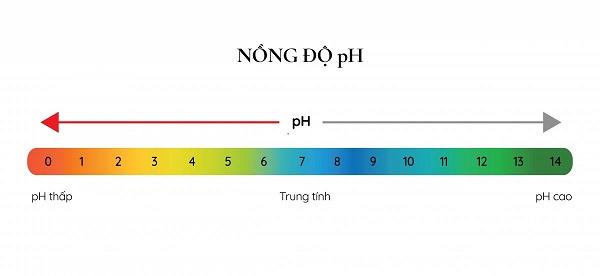Nồng độ PH 9.5