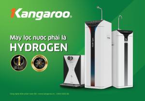 Máy lọc nước phải là Hydrogen