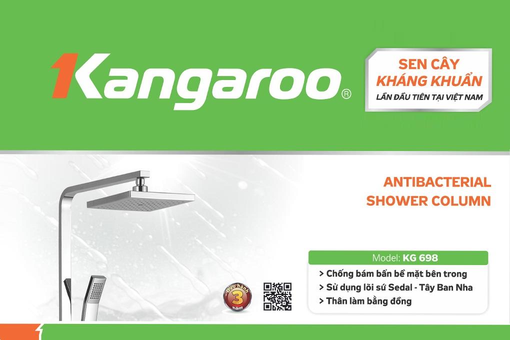 Sen cây kháng khuẩn Kangaroo KG698