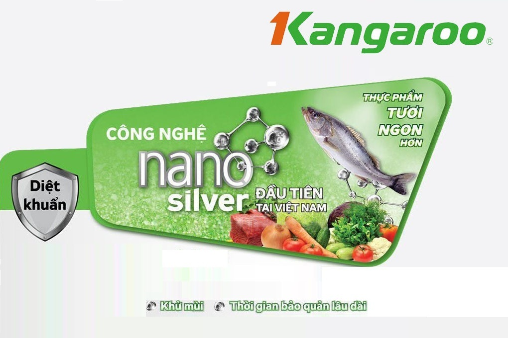 Tủ đông kháng khuẩn Kangaroo KG298C1