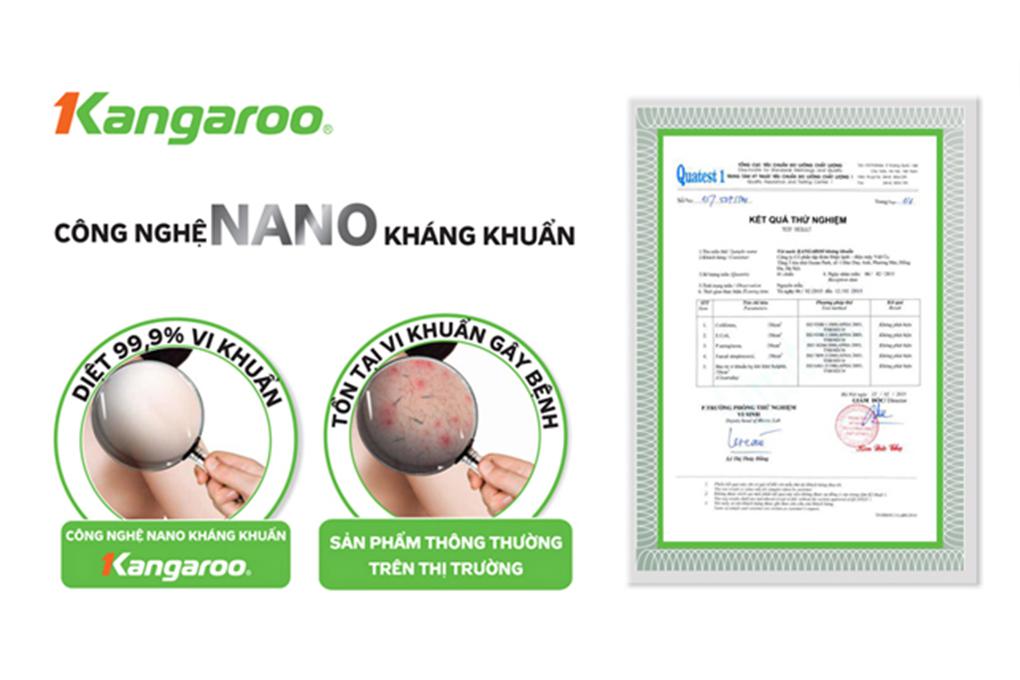 Tủ đông kháng khuẩn Kangaroo KG668C1