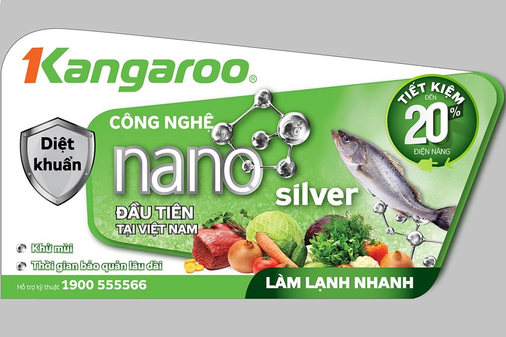 Tủ mát kháng khuẩn Kangaroo KG359AT