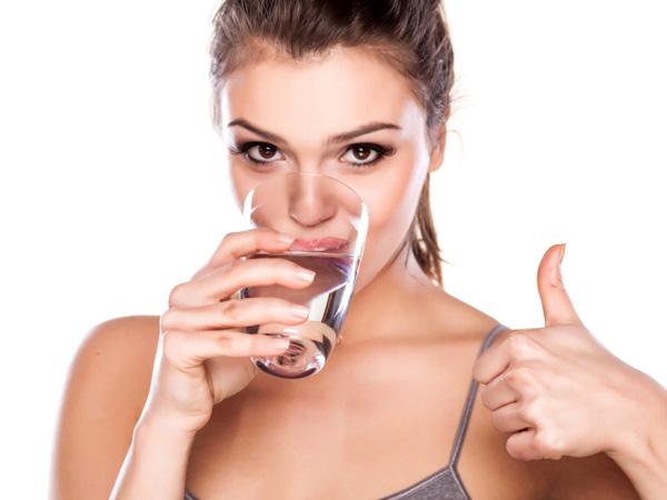 Nhu cầu uống nước
