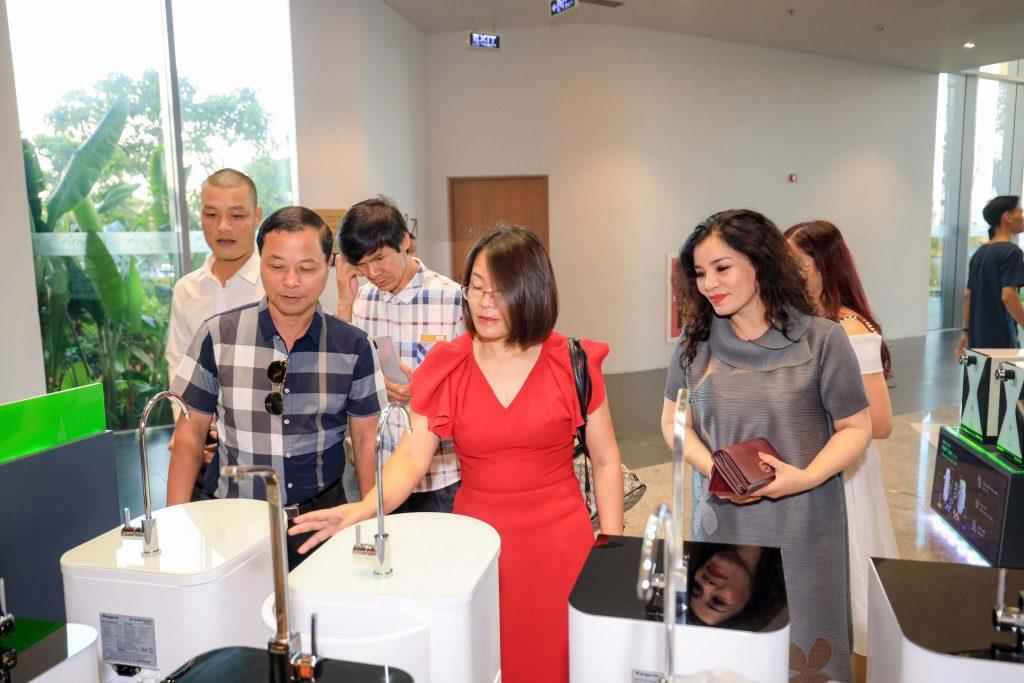 Người Việt chuộng sử dụng máy lọc nước Hydrogen ion kiềm